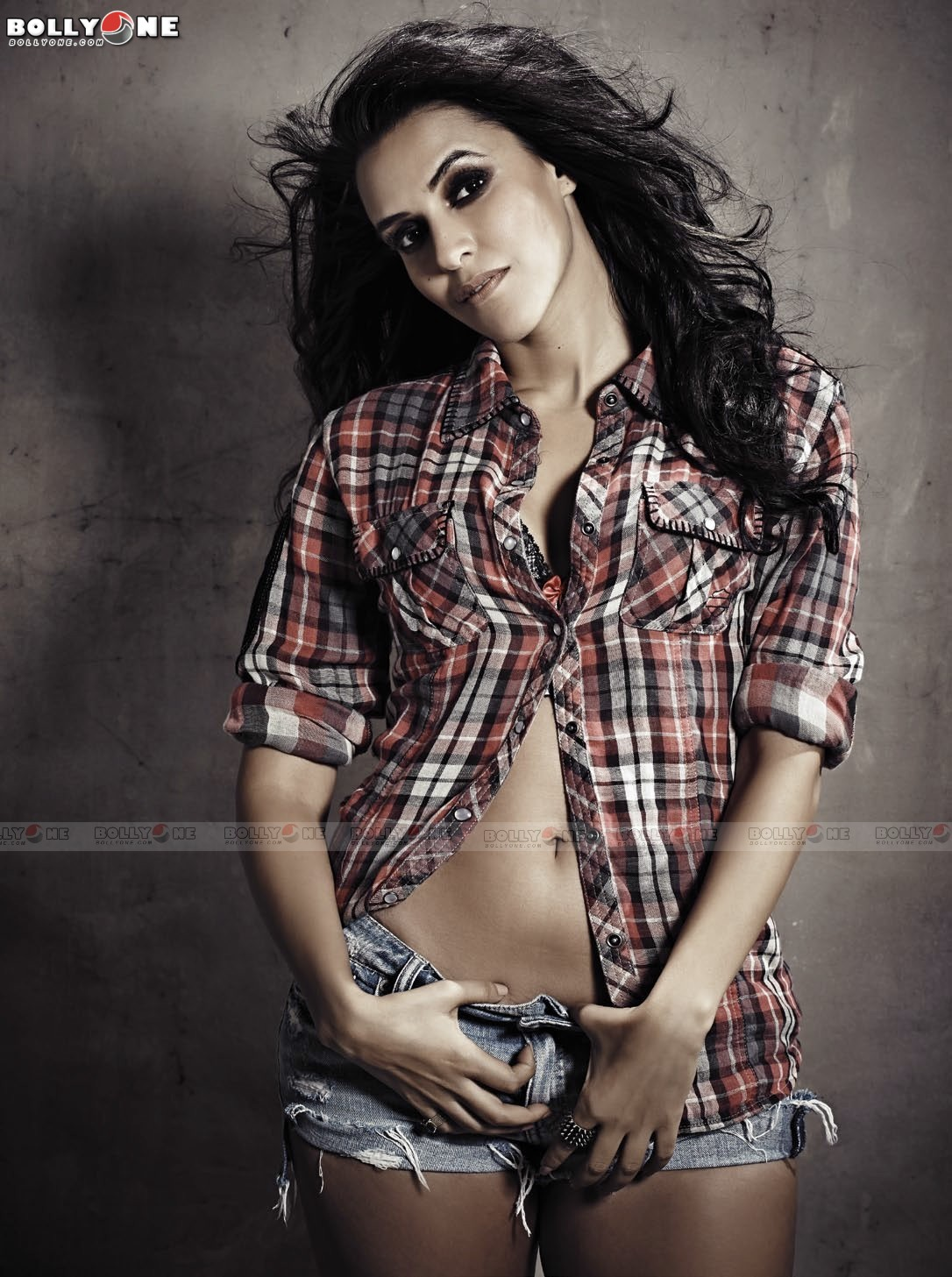 Hot Neha Dhupia  Fhm India Magazine Feb 2013 Hq -1264